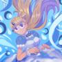 Sea Moon Girl