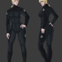 Terran Federation Muscle suit study