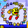 Pac Man's 40th birthday
