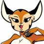 Tex Avery's Shy deer
