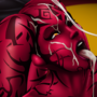 Darth Talon's Facial