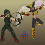 Mult 52: Justice League Allies
