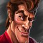 Character design portrait