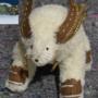 Custom Fluffy Monster