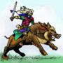 Frey and the War Hog