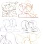Kissin Sketches