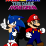 Mario and Sonic: TDH by ToastyYoshi