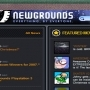 Newgrounds In A Card