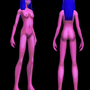 Nude Night Elf