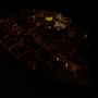 Medieval City at Night