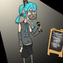 Vocaloid by Chickenlump