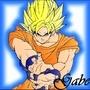 Goku >.< by Kniight