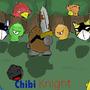 Chibi Knight by digiteam3