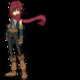 Female Desert Bandit