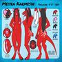 NSFW Ref Sheet - Meiyra (Thylacine)