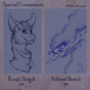 SPECIAL COMMISSIONS! - LAST SLOT