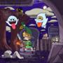 Legend of Zelda Minish Cap Fan Piece