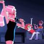 girls night (animated GIF)