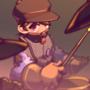 Drumming prodigy roche