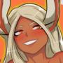 Miruko shares her body for 3k twitter followers