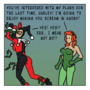 Harley's out of Ivy's League