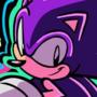 90's Neon Sonic