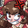 Reimu's not in the mood