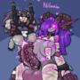 Stream Matchmaking Comm: MayMay & Nilania