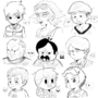 animal crossing faces