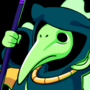 Plague Knight, HEE!