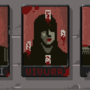 Pixel Vampire Cards