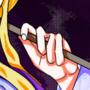 Yukari is scheming - redraw