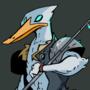 Reginald the Fencing Fowl