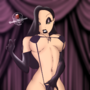 Jessica Rabbit II Goth *Swimsuit*