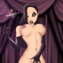 Jessica Rabbit II Goth *Nude*