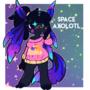 Space Axolotl