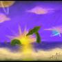 Dragon's Sunset