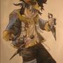 Uchiha Obito Painting by Yanagi26