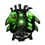 GreenBuGn Spaceship by gintasdx