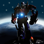 Optimus Prime by MinioN99