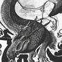 Unpleased Dragon is Unpleased by ShadowElite951