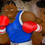 Balrog of Street Fighter