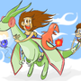 Flygon used fly