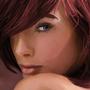 Red Brunette