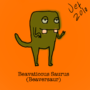 Beavaticous Saurus