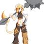Radapha, The Cowgirl