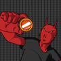 Red dev' by pradatb