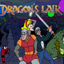 Dragon's Lair by Raawb