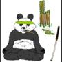Panda nom nom nom