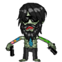 zombiebum by milkysquid